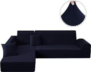 TAOCOCO Funda para sofá en Forma de L Funda elástica elá
