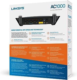 Linksys E5350 Router Wireless BroadBand AC1000