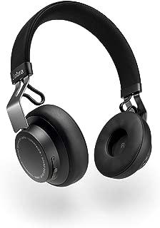 Jabra Move Style Edition Wireless Bluetooth Headphones - Titanium Black