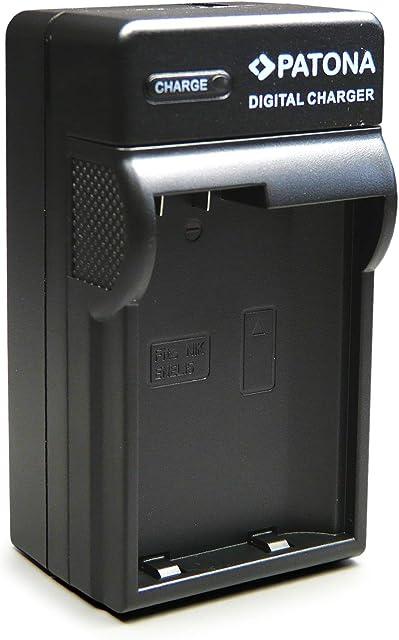Patona - Cargador para Nikon 1 V1 D600 D800 D800E D7000 D7100 y otras (equivalente a EN-EL15)
