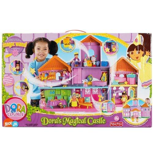 Fisher-Price Dora's Magical Castle (Dora the Explorer)