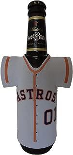 Kolder MLB Houston Astros Bottle Jersey, One Size, Multicolor