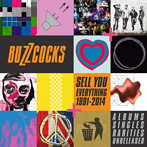 Sell You Everything 1991-2014 (8cd Box Set)