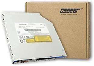 OSGEAR DVDRWSLOTSATA95 Internal9.5mmSlimSlot in SATA8XDVDRWCDDVDRWROMBurnerWriterLaptopPCMacOpticalDriveDevice