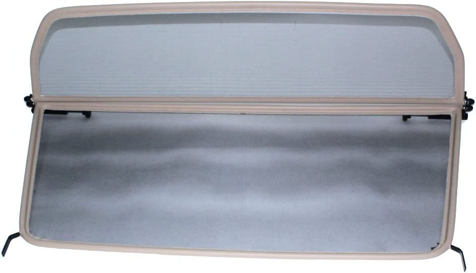 Wind Deflector Our shop most popular for Omaha Mall VW EOS 2006-2011 with Quick Re Foldable -
