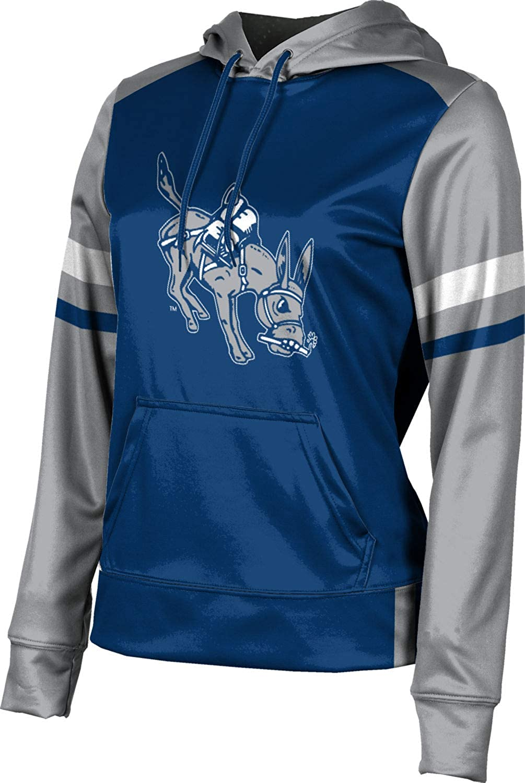Colorado School of Mines University Girls' Pullover Hoodie, School Spirit Sweatshirt (Old School)