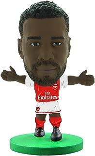 SoccerStarz SOC1164 Arsenal Alexandre Lacazette 2018 Version Home Kit Figures