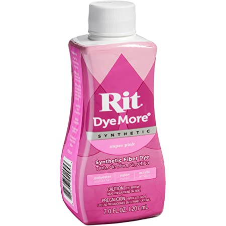Rit DyeMore Liquid Dye, Super Pink