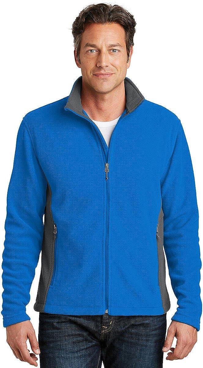 Port Authority Colorblock Value Fleece Jacket-F216-XS