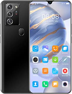 Note80 Unlocked Android Smartphone, 7.1inch Screen Face ID Unlocked Cell Phone, 2GB+16GB, MTK6580 Quad core, Dual SIM