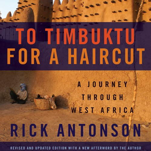 To Timbuktu for a Haircut audiobook cover art