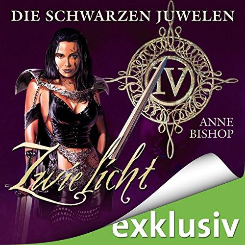 Zwielicht (Die schwarzen Juwelen 4) Titelbild
