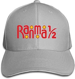 Ranma ½ Rumiko Takahashi Baseball Hats Sandwich Peaked Hat