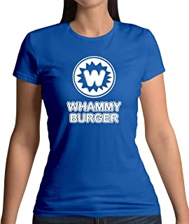 Whammy Burger - Womens T-Shirt - 10 Colours