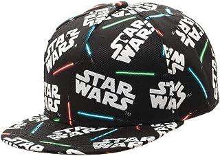 Star Wars Lightsaber All-Over Print Snapback Hat