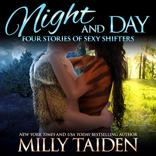 Night and Day Ink, Volume One: BBW Paranormal Shape Shifter Romance audiobook cover art