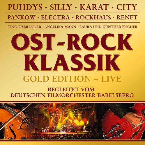 Ost-Rock Klassik - Gold Edition