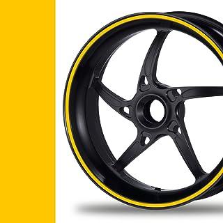 Suchergebnis Auf Für Felgenrandaufkleber Gelb Motorräder Ersatzteile Zubehör Auto Motorrad