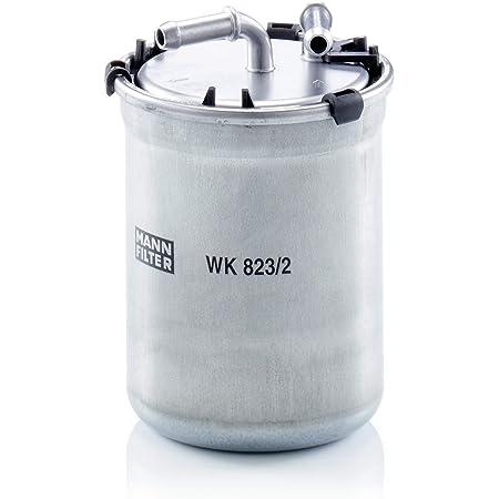 Original Mann Filter Kraftstofffilter Wk 823 3 X Kraftstofffilter Satz Mit Dichtung Dichtungssatz Für Pkw Auto