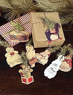 Victorian Trading Co Christmas Keepsake Gift Tags Free Ship Nib