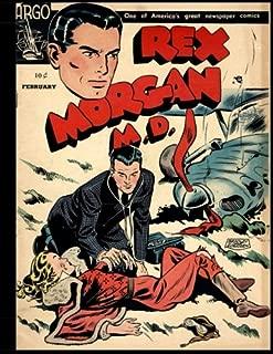 Rex Morgan M.D.: Golden Age Newspaper Comic 1956