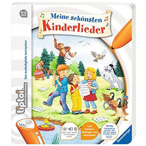 Ravensburger TipToi 00643 Kinderlieder