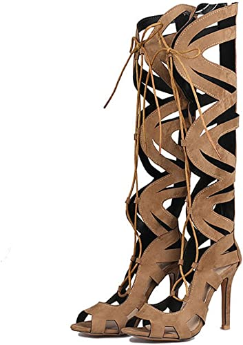 Cy zapatos De Tacón Alto De Las Sandalias De Las mujeres De Las Sandalias De Las Sandalias De Tacón Alto De Las Sandalias Para La Fiesta Del Club Nocturno
