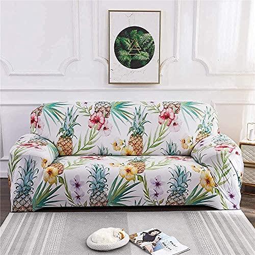 BABYCOW Fundas elásticas para sofá, Fundas para Silla, Funda para sofá Estampada en Forma de L, Funda para sillón, Funda Protectora para Muebles, Protector para sofá-13_Large