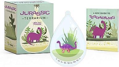 Jurassic Terrarium: With tiny dinosaur!