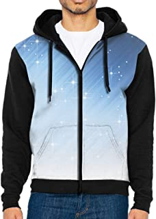 057 6016x4000 Zcool.com.CN 19802158 Men's Casual Zipper Pullover Hoodie Coat Jacket Sweaters With Pockets