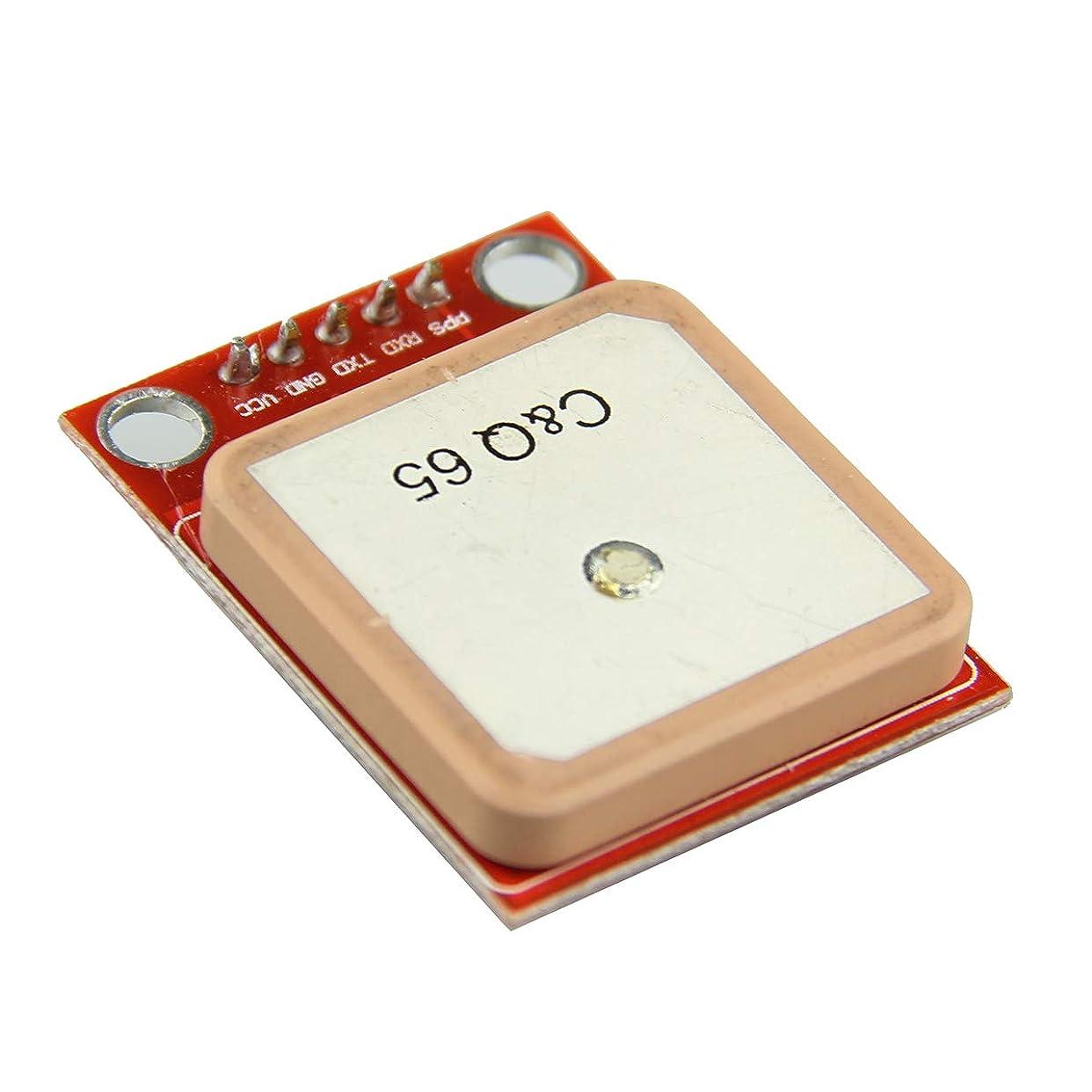 病気の範囲おびえたGD GPS Module GPS-NEO-6M-001 3.3/5V Ceramic Passive Module with Antenna Support For Raspberry Pi 2/B+