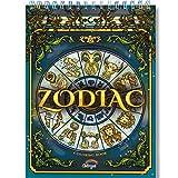 Livre coloriage adulte par Colorya | Edition Zodiac | Avec Reliure Spirale et Papier de Qualité au Format A4