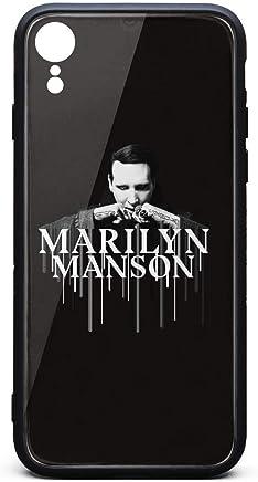 marilyn manson coque iphone xr