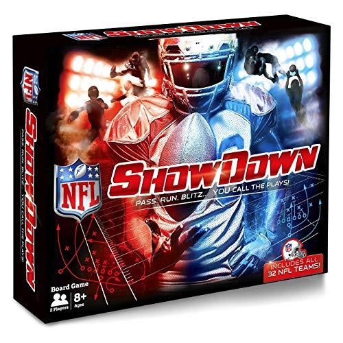 Buffalo Games NFL Showdown Game バッファローゲームNFL対決ゲーム [並行輸入品]