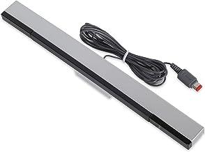 Movoja® [Barra sensora para Wii/Wii U]   LED de infrarrojos Sensor Bar   Receptor Infrarrojos   de Wii Barra de Sensores   Sensor Bar   Barra de Sensor Infrarrojo