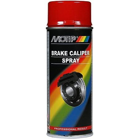 Motip 4098 Tuning Line Spray Bremssattellack Spray Rot 400ml Auto