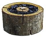 Solsun 43901–Barbecue Natural, 24x 24x 11cm, Brown