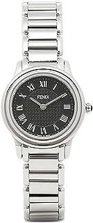 [フェンディ] 腕時計 レディース FENDI F251021000 ブラック/シルバー [並行輸入品]