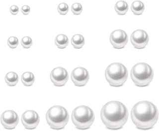 Best pearl stud earring set Reviews