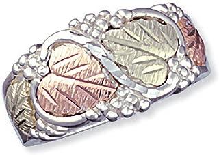 Black Hills Silver Womens Wedding Ring from Landstrom