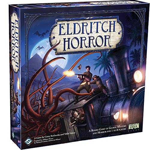 Fantasy Flight Games FFGEH01 Board Game & Extension