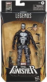 Exclusive Marvel Legends Punisher 6-Inch Action Figure