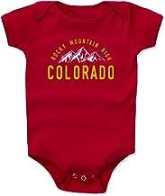 Colorado Baby Clothes & Onesie (3-24 Months) - Colorado Rocky Mountain High