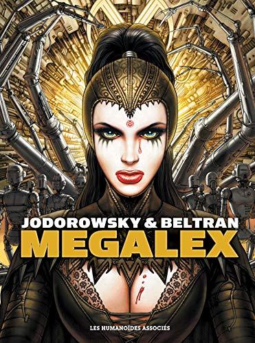 Megalex - intégrale petit format