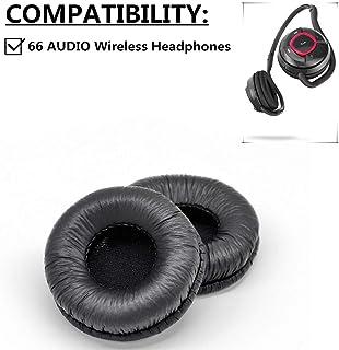 Almohadillas de repuesto para auriculares inalámbricos 66 AUDIO BTS+ SPORT