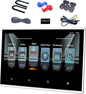 """11.6"""" Car Video Player for Kids Back Seat with Wifi TV Monitor Touch, Android Tablet Car Headrest Mount Monitor Ultra-Thi..."""