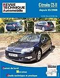 E.T.A.I - Revue Technique Automobile B737.5 - CITROEN C5 II - X7 - 2008 à ce 2017