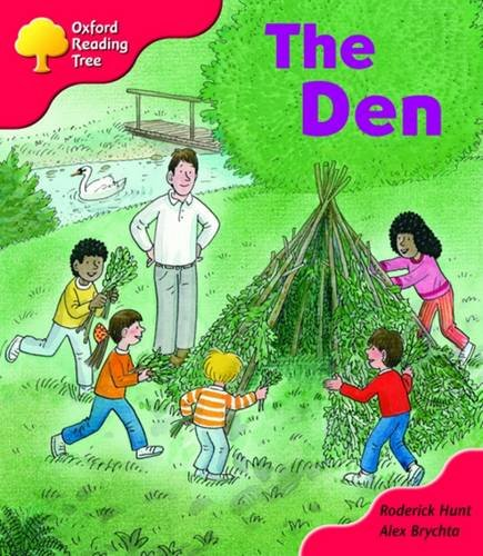 Oxford Reading Tree: Stage 4: More Storybooks C: the Denの詳細を見る