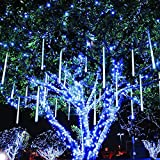 twinkle star meteor shower rain lights