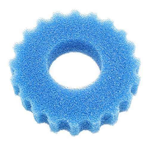 Wiltec Ersatzteil für SunSun CPF-280 CPF-380 CPF-500 Druckteichfilter Blauer Schwamm